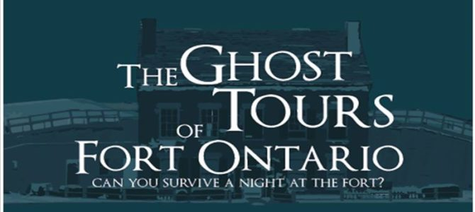 Ghost Tours and Reveal Oct 13-14
