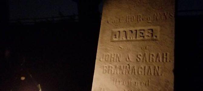Cemetery Lantern Tours