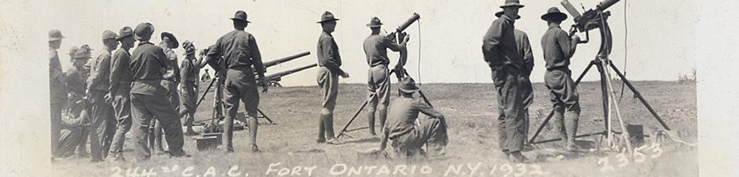 Historic Fort Ontario