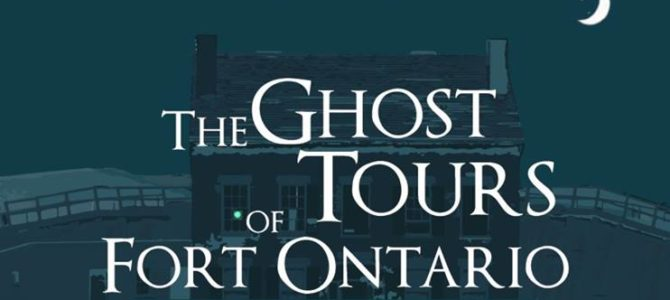 Ghost Tour and Reveal
