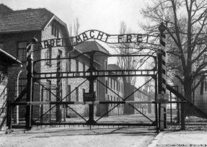 Auschitz Nazi Concentration camp